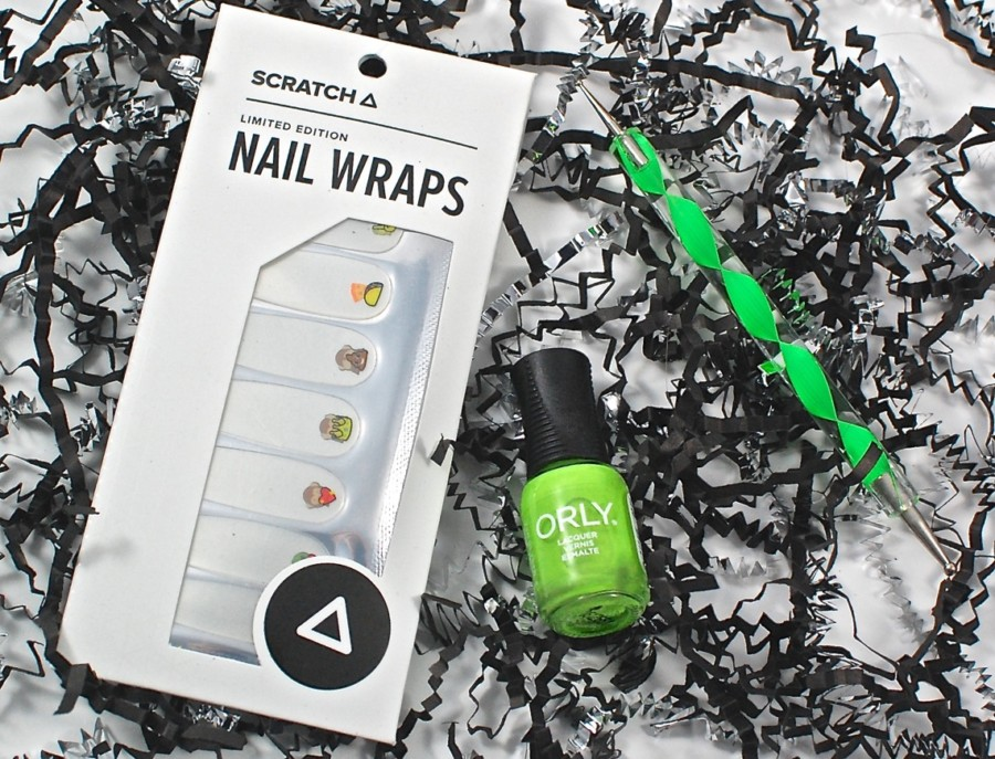 Scratch Monthly Mani Kit