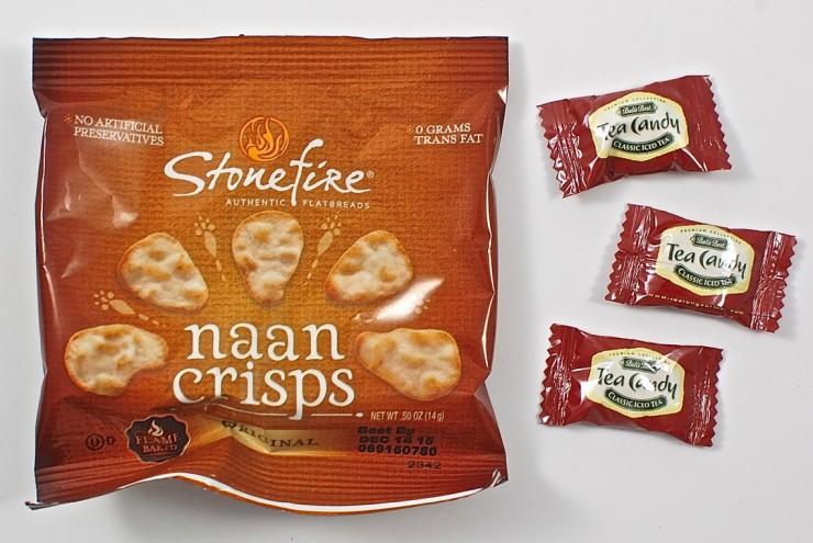 Naan Crisps