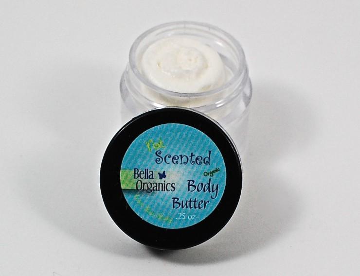 Bella Organics body butter