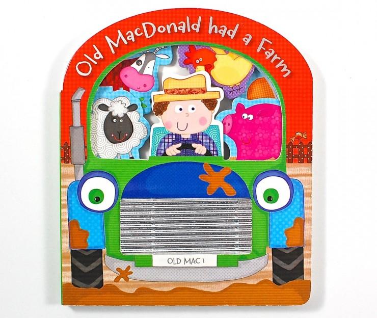 Old MacDonald book