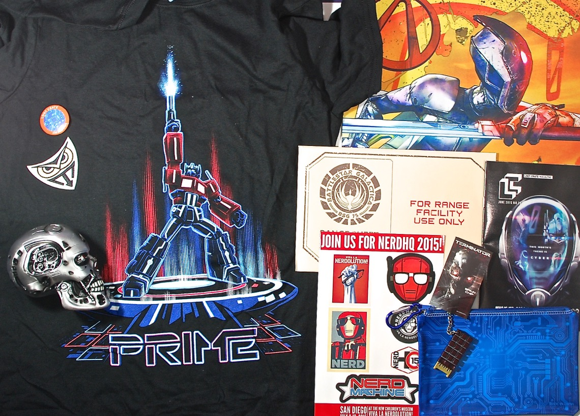 June Loot Crate