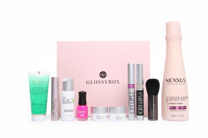 Glossybox June 2015