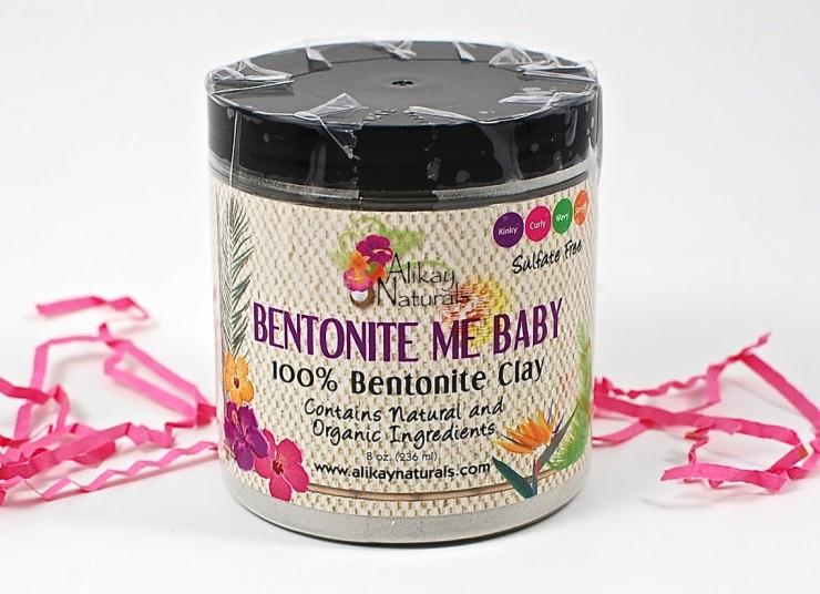 Bentonite clay for babies