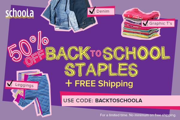 Schoola coupon