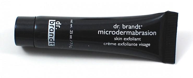 Dr Brandt microdermabrasion