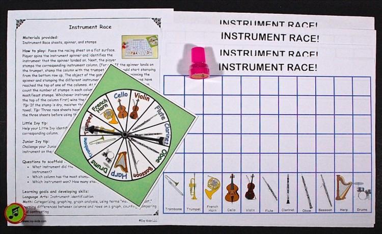 instrument race