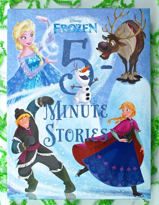 Frozen story book