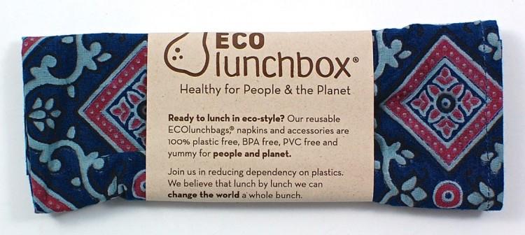 Eco Lunchbox napkin