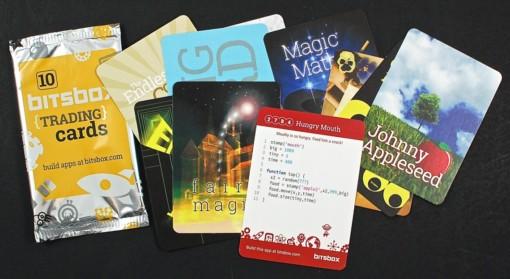 Bitsbox trading cards