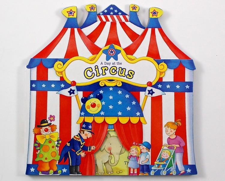 circus board book