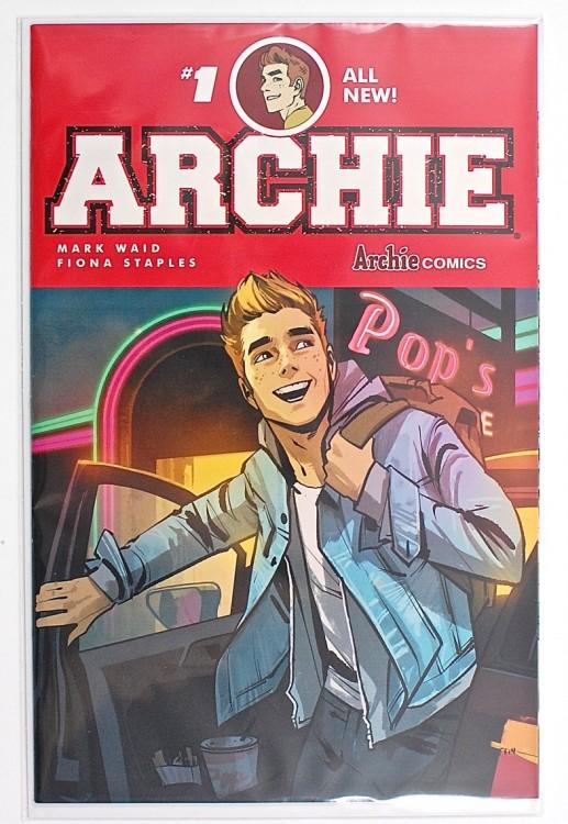 Archie #1 comic