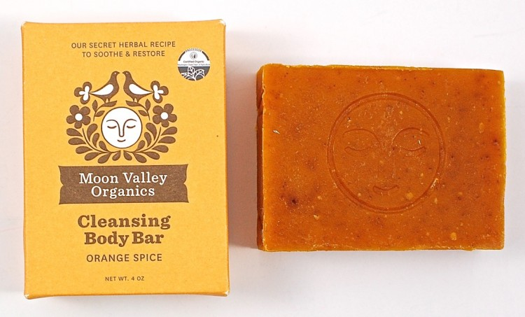 Moon Valley Organics soap