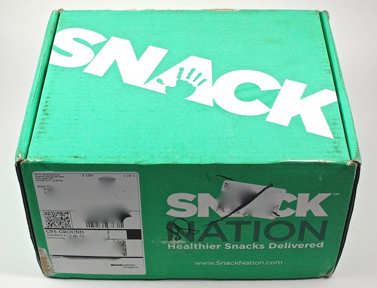 SnackNation box