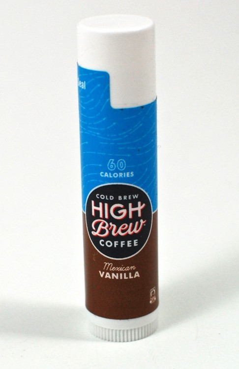 High Brew lip balm