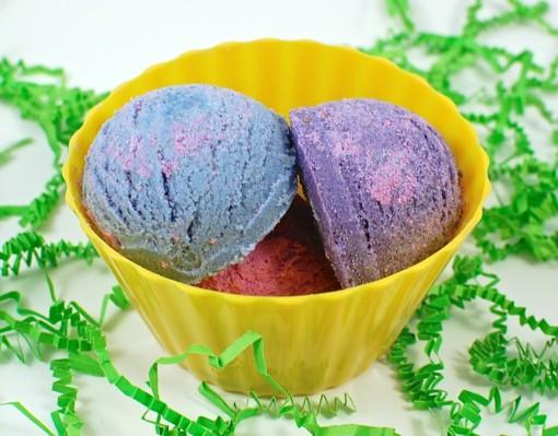 ice cream bombs