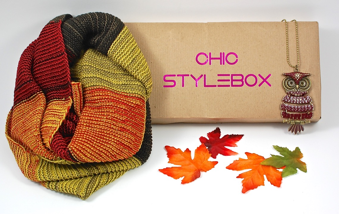 September 2015 Chic StyleBox