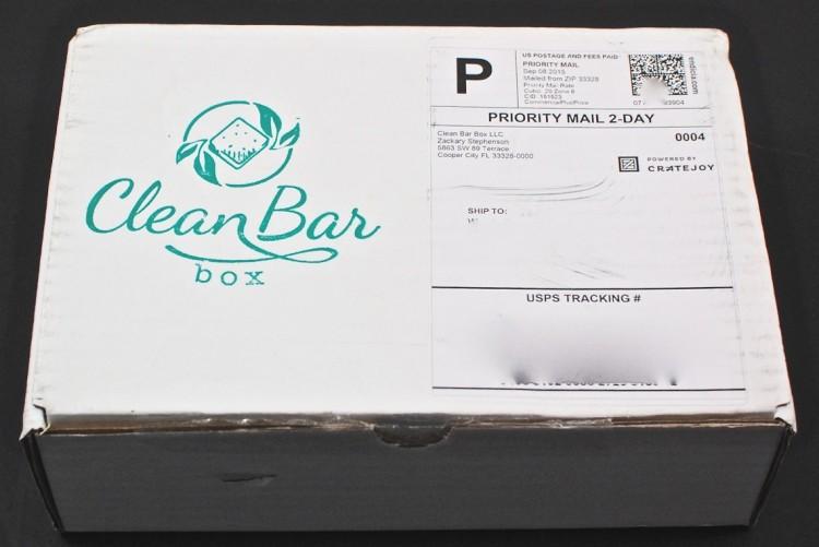 Clean Bar Box