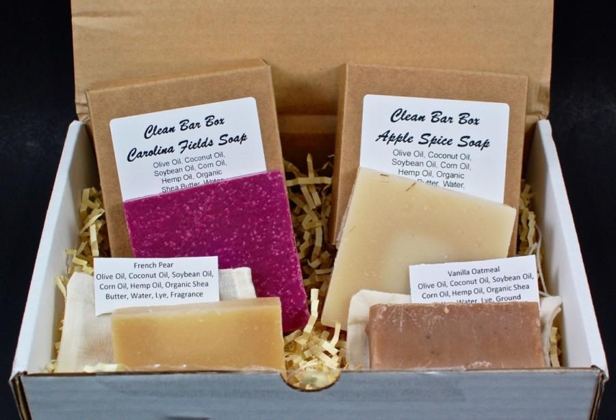 Clean Bar Box September 2015
