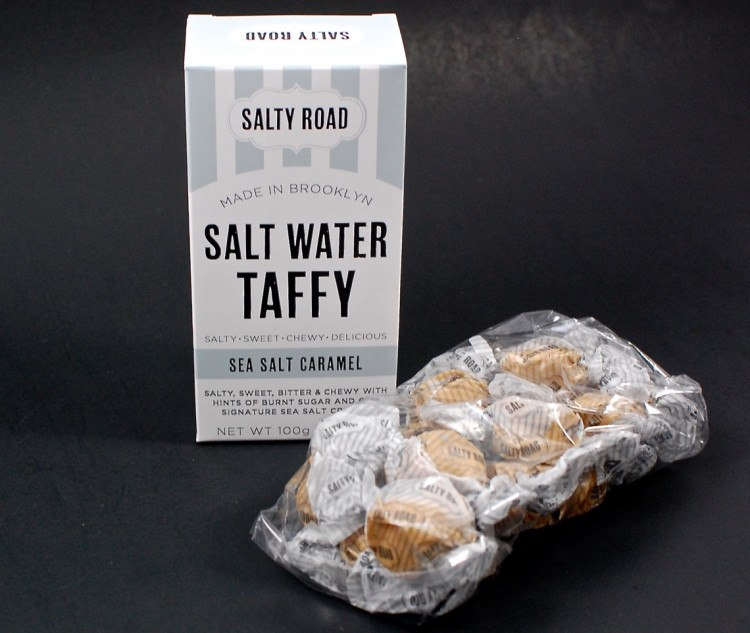 Salty Road taffy
