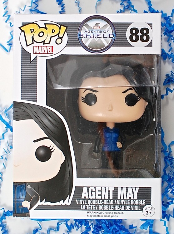 Agents of Shield Pop Vinyl