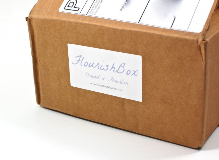 Flourish Box