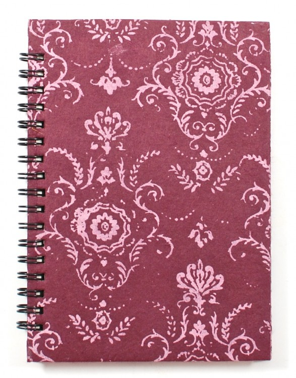 Mulberry Bark notebook