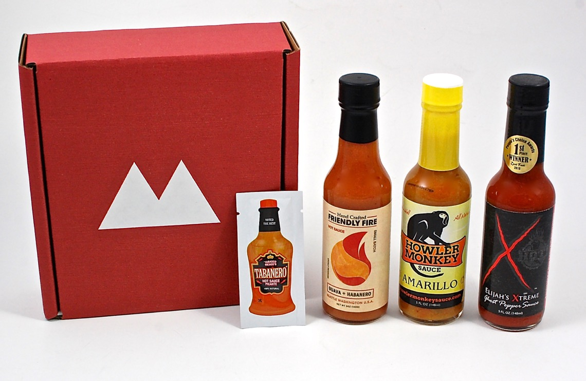August 2015 Fuego Box