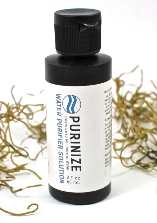 Purinize water purifier