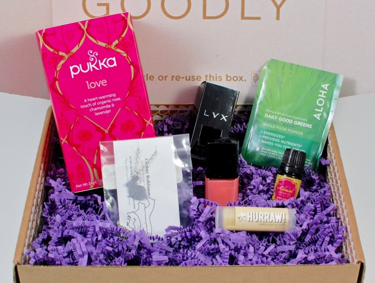 Love Goodly August/September 2015 Review & Coupon Code