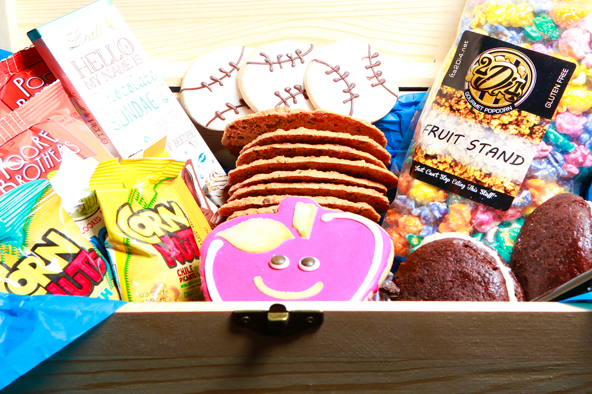 Monthly Munchy free box