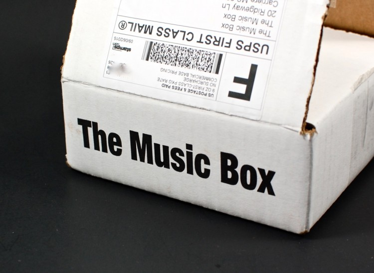 The Music Box subscription