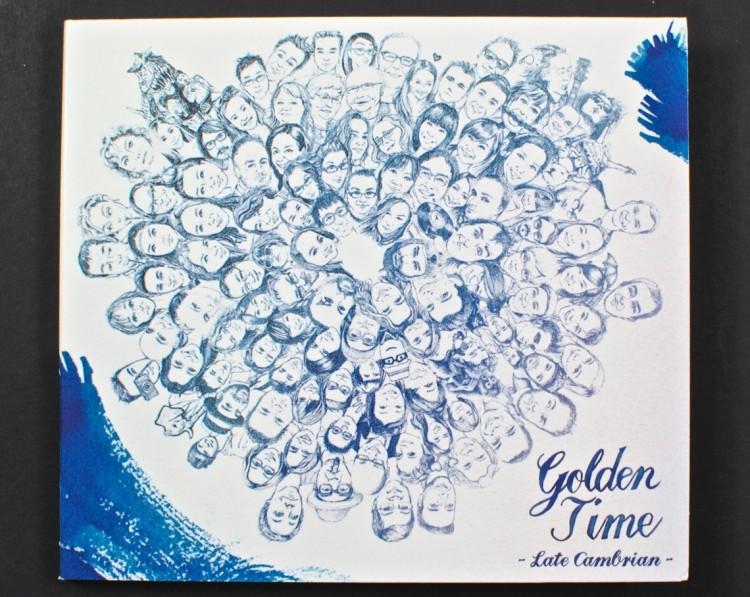 Golden Time cd