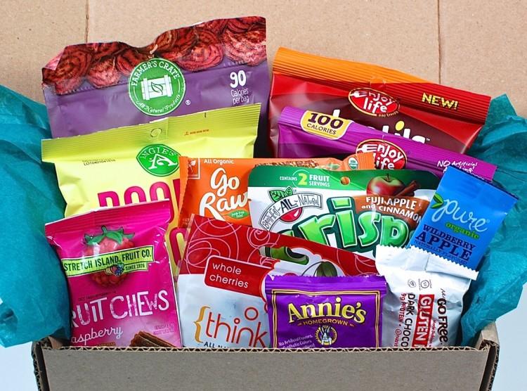 Num-Nums Munch Box September 2015 Review