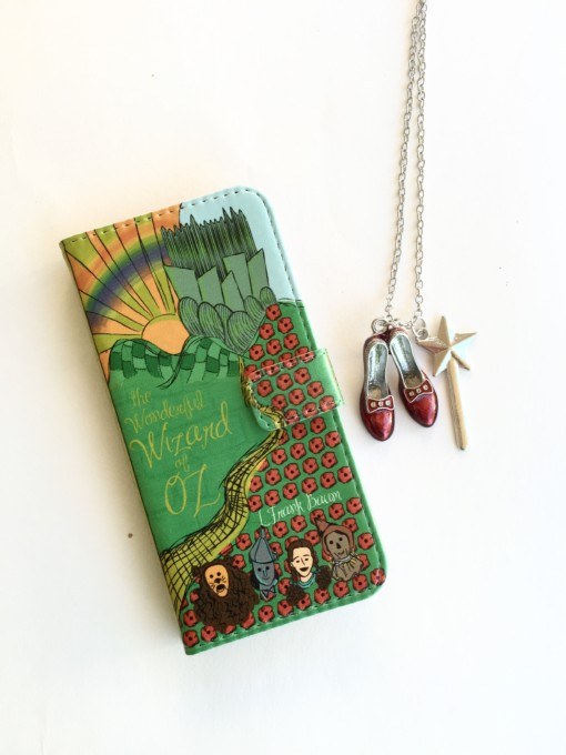 Wizard of Oz phone case