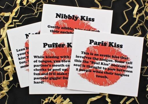 kiss cards
