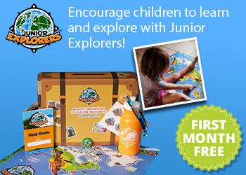 Free Junior Explorers box