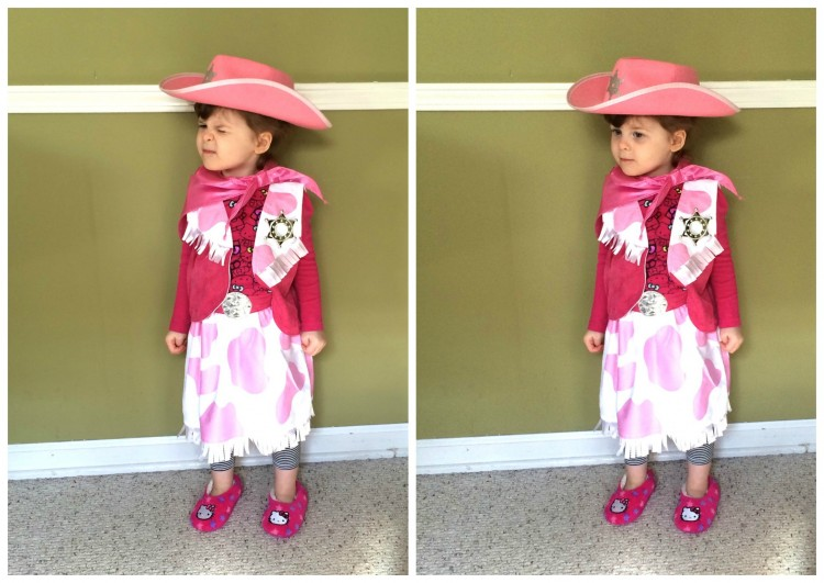 Evie cowgirl