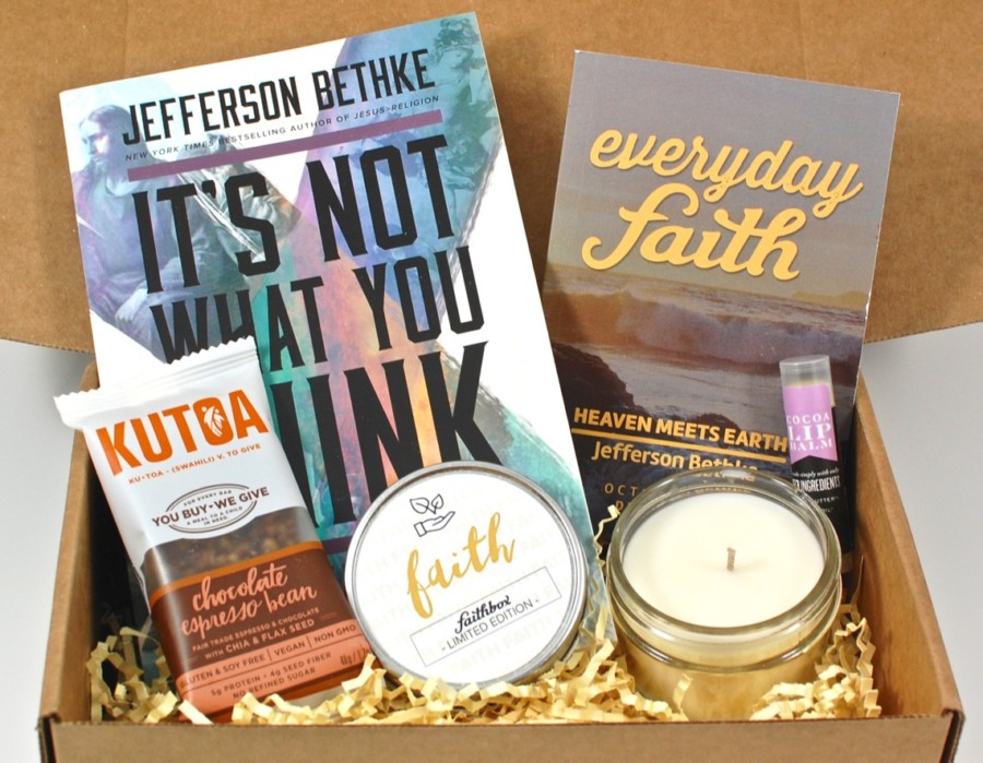 October 2015 Faithbox