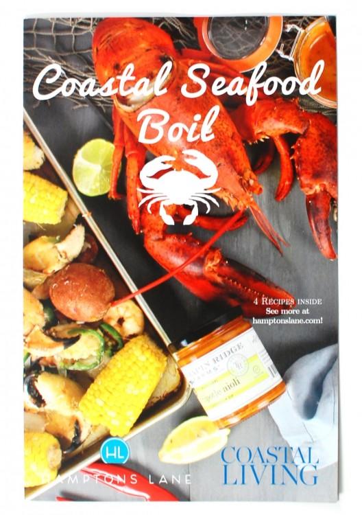 Hamptons Lane Coastal Seafood Boil
