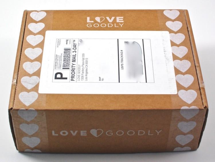 Love Goodly box