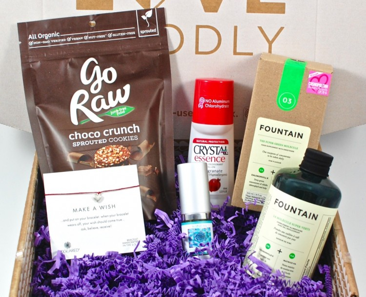 Love Goodly October/November 2015 Review & Coupon Code