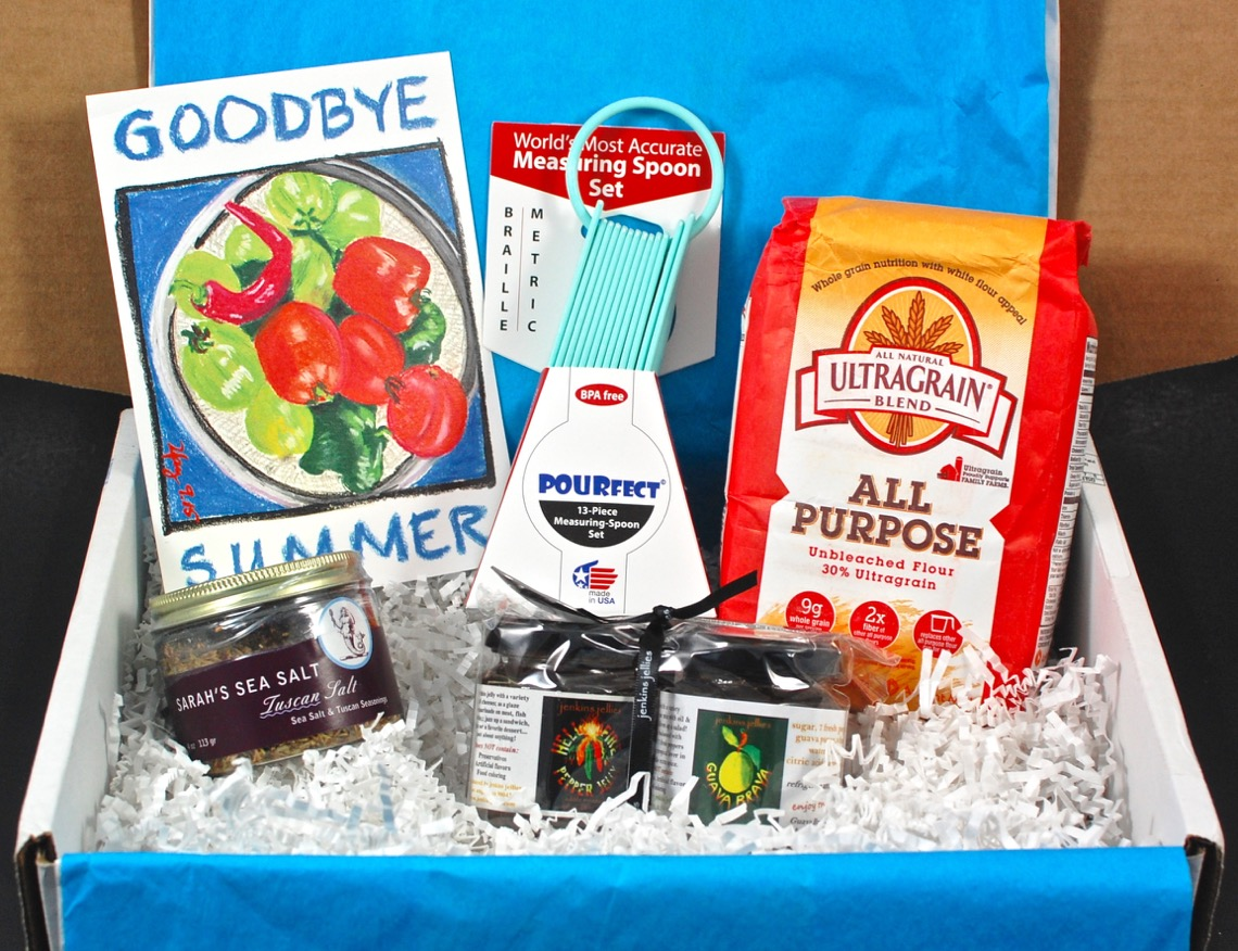 Fall 2015 Mary's Secret Ingredients box