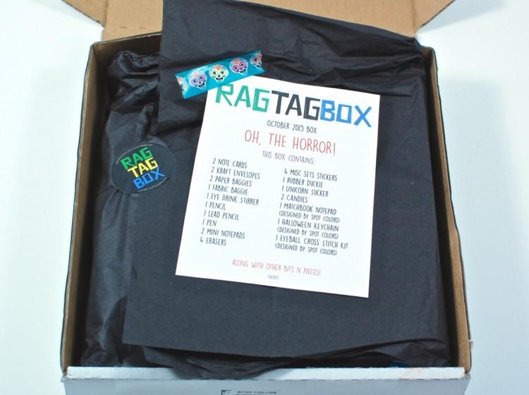 Rag Tag Box