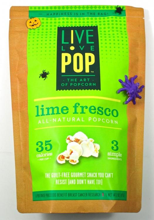 Live Love Pop popcorn