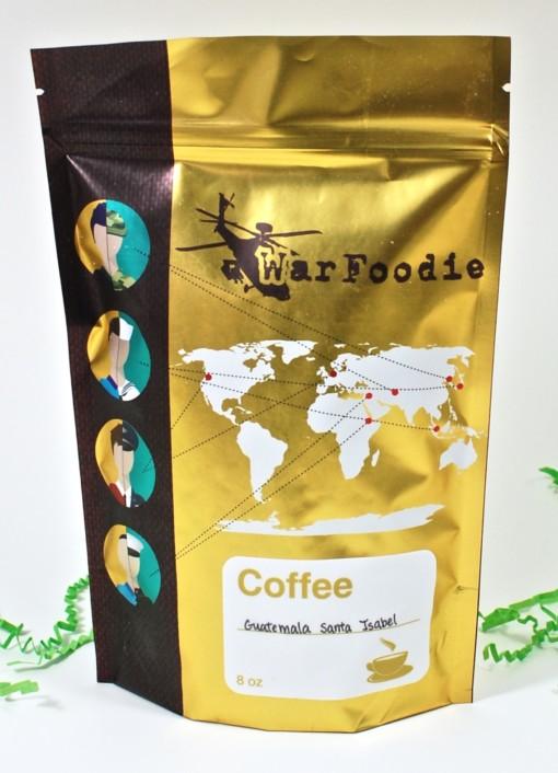 War Foodie coffee