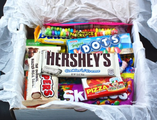 Candy Box subscription