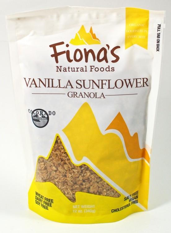 Fiona's granola