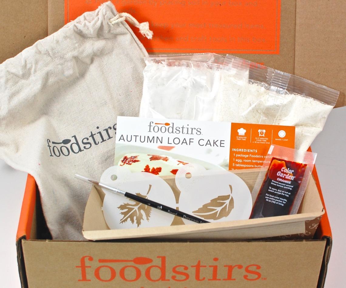 Foodstirs November 2015