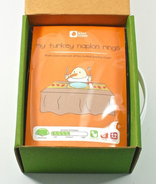 Kiwi Crate holiday kit
