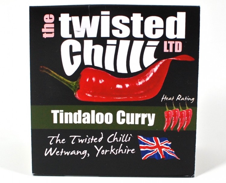 tindaloo curry